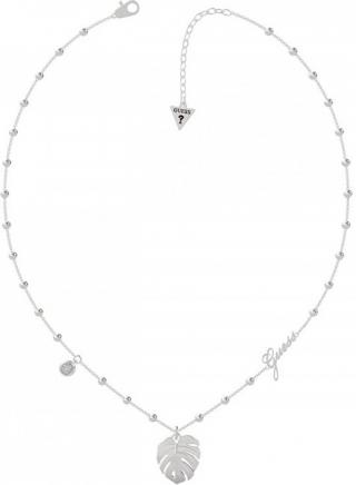 Guess Módne oceľový náhrdelník Tropical Summer UBN70105