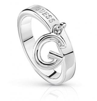 Guess Štýlový prsteň UBR84018 50 mm dámské