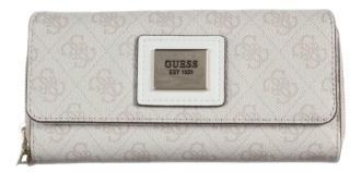Guess ZĽAVA- Dámska peňaženka SWSG76 68620 STONE dámské