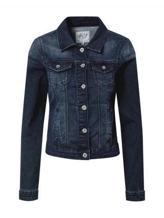 Hailys Prechodná bunda Enny  modrá denim dámské XS