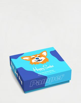 Happy Socks 2-Pack Dog Lover Gift Set XDOG02-9501 41-46 neuvedená 41-46