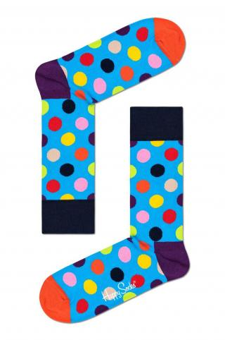 Happy Socks - Ponožky Big Dot dámské viacfarebná 36/40