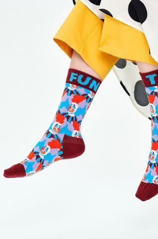 Happy Socks - Ponožky Clown dámské viacfarebná 36/40
