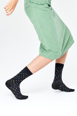 Happy Socks - Ponožky Dot dámské viacfarebná 36/40