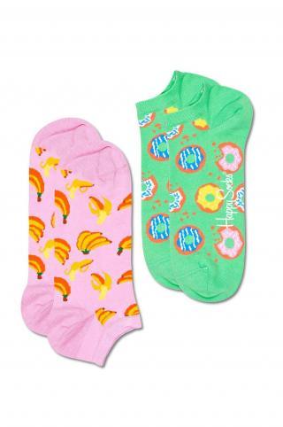 Happy Socks - Ponožky Snack Low  dámské viacfarebná 36/40
