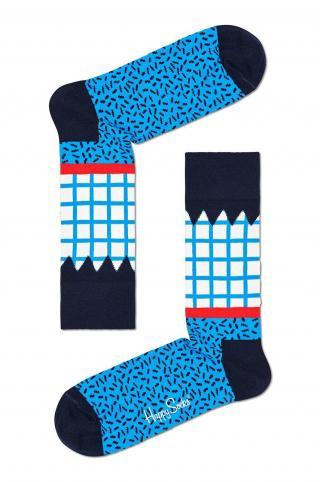 Happy Socks - Ponožky Sprinkle dámské čierna 36/40