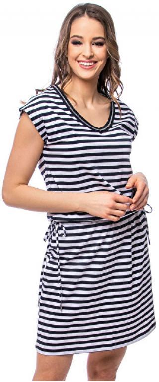 Heavy Tools Dámske šaty Vixi striped E9S20190SD S dámské