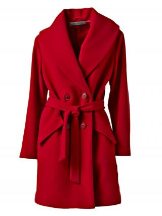 heine Prechodný kabát  brusnicová dámské L-XL