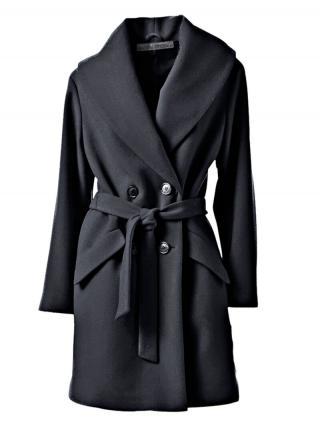 heine Prechodný kabát  námornícka modrá dámské XS-S