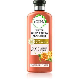 Herbal Essences 90% Natural Origin Volume kondicionér na vlasy White Grapefruit & Mosa Mint dámské