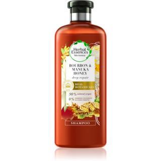 Herbal Essences Burbon & Manuka Honey šampón s arganovým olejom 400 ml dámské 400 ml