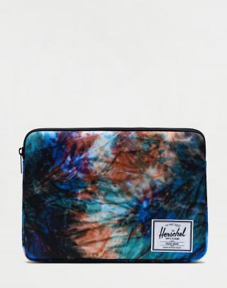 Herschel Supply Anchor Sleeve for 13 inch MacBook Summer Tie Dye Modrá