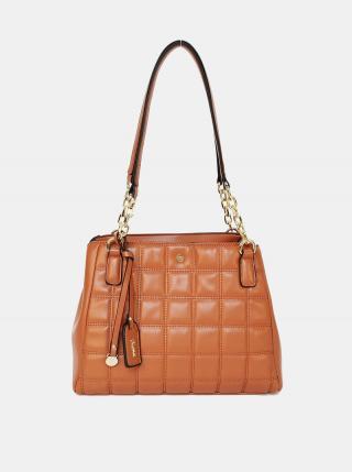 Hnedá kabelka Gionni dámské
