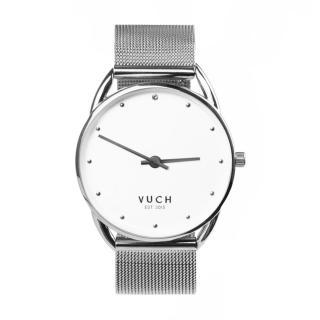 Hodinky dámske VUCH Metallic Collection dámské biela | šedá One size