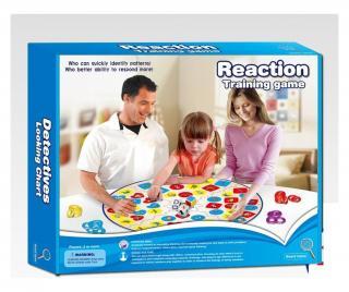 Hra Reaction Training Pestrofarebná
