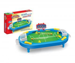 Hra zručností Soccer Pinball Pestrofarebná