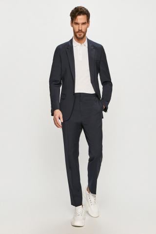 Hugo - Oblek pánské tmavomodrá 48