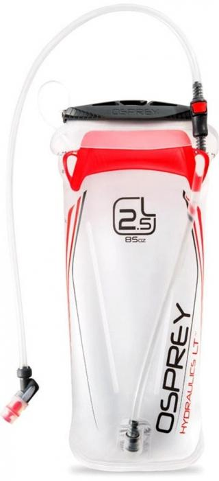 Hydration Pack Osprey Hydraulics LT 2,5L Reservoir Red 2.5 L