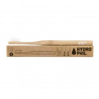 Hydrophil Bambusový kefka medium Natural