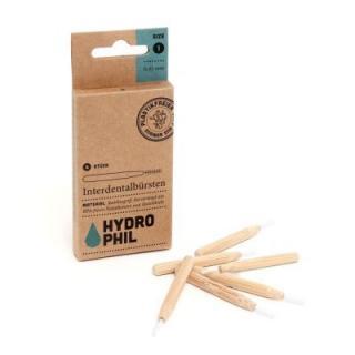 Hydrophil Bambusový medzizubná kefka 6 ks 0,45 mm