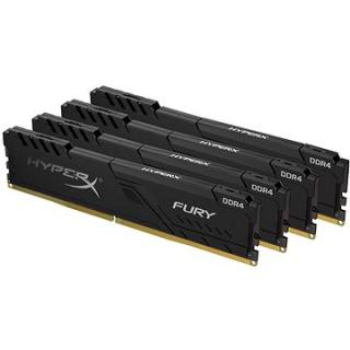 HyperX 64 GB KIT DDR4 2666 MHz CL16 FURY Black
