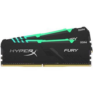 HyperX 64 GB KIT DDR4 2666 MHz CL16 FURY RGB