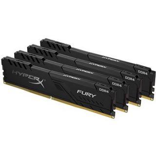 HyperX 64 GB KIT DDR4 3000 MHz CL16 FURY Black