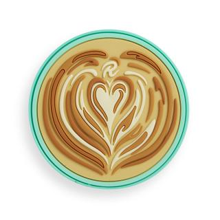 I Heart Revolution Jemný bronzer Tasty Coffee  6,5 g Macchiato dámské