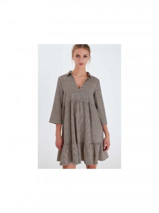 Ichi béžové šaty Ihfelician dámské béžová M
