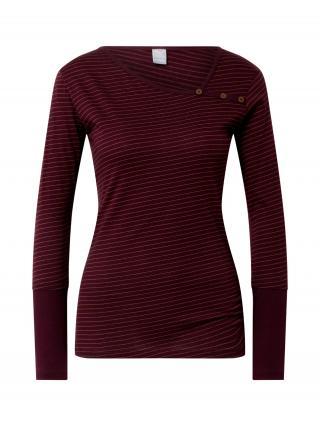 Iriedaily Tričko  baklažánová dámské XS
