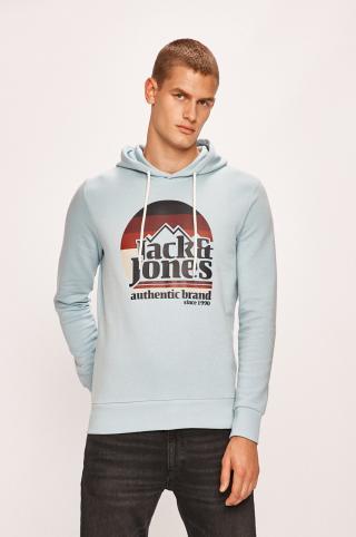 Jack & Jones - Mikina pánské modrá S