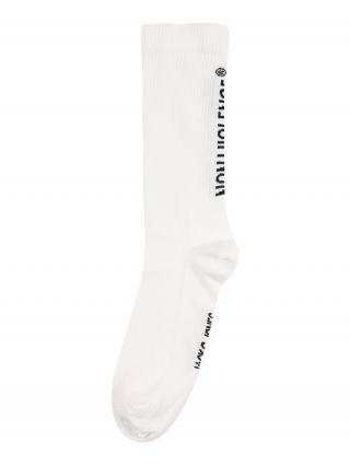 JACK & JONES Ponožky VIOLENCE  biela pánské 41-46