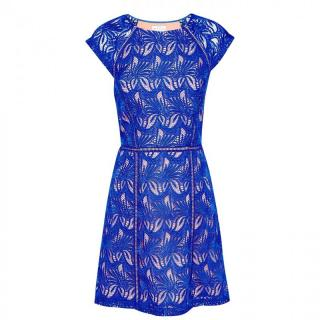 Jack Wills Truro Guipure Lace Dress dámské Other XS