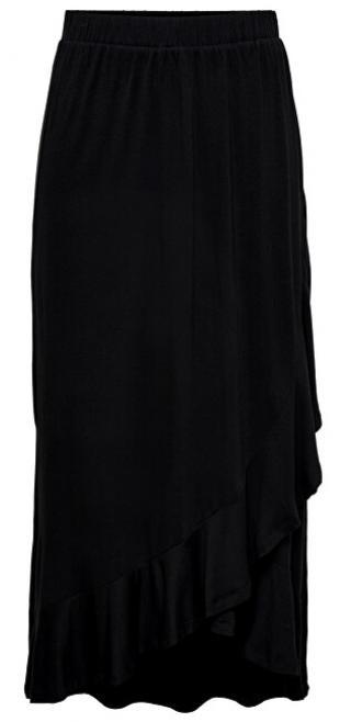 Jacqueline de Yong Dámska sukňa JDYFANTORINI 15201188 Black S