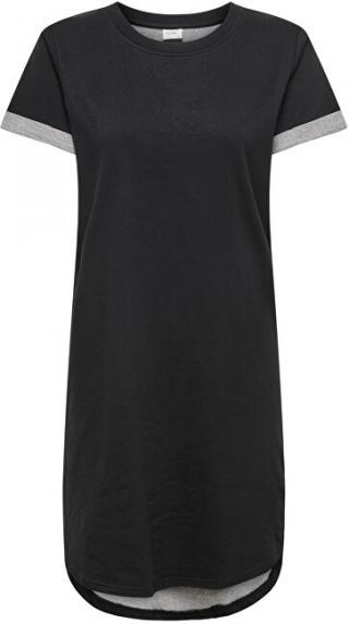 Jacqueline de Yong Dámske šaty JDYIVY LIFE Black L dámské