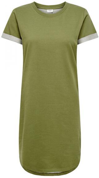 Jacqueline de Yong Dámske šaty JDYIVY LIFE Martini Olive S dámské