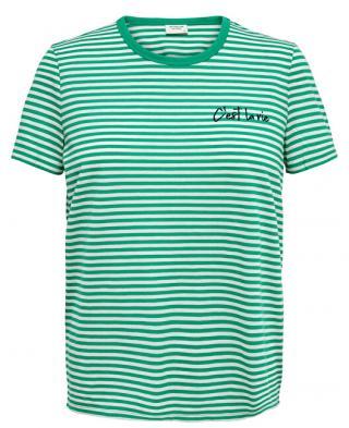 Jacqueline de Yong Dámske tričko JDYCITY 15200854 Sea Green CEST_EMB S