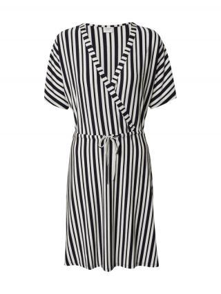 JACQUELINE de YONG Šaty  biela / čierna dámské 34