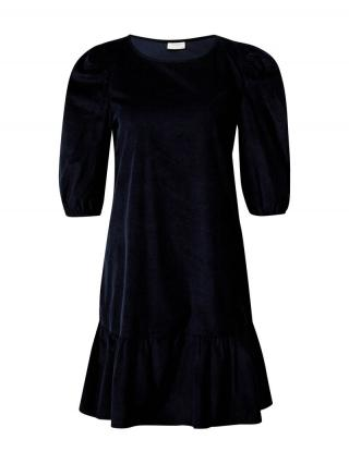 JACQUELINE de YONG Šaty Collins  tmavomodrá dámské 34