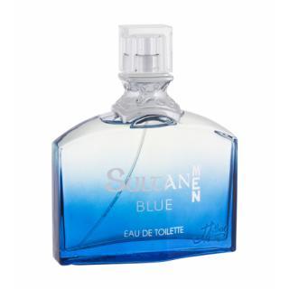 Jeanne Arthes Sultane Blue 100 ml toaletná voda pre mužov pánské 100 ml