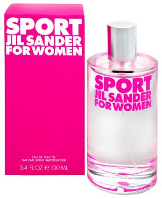 Jil Sander Sport For Women - EDT 50 ml dámské