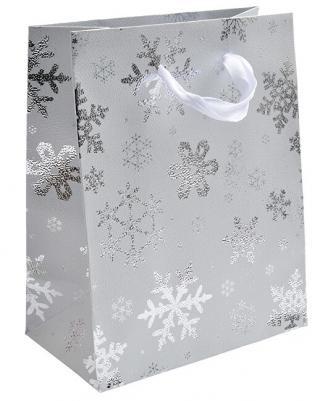 JK Box Vianočná darčeková taška TM-5 / A1 / XS dámské
