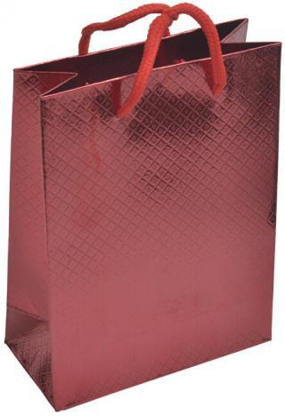 JK Box Vínová darčeková taška MK-10 / A7 dámské