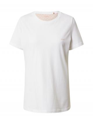 JOOP! Bodywear Tričká na spanie  biela / koralová dámské M