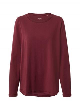 JOOP! Bodywear Tričká na spanie  vínovo červená dámské XS