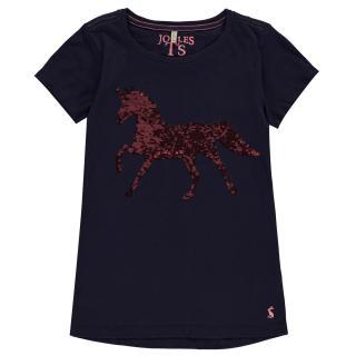 Joules Astra Unicorn T-Shirt dámské Other 3 Yrs