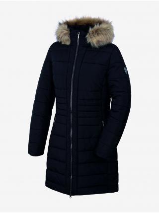 Kabáty pre ženy Hannah - čierna dámské XXL