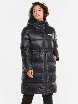 Kabáty pre ženy Puma - čierna dámské L