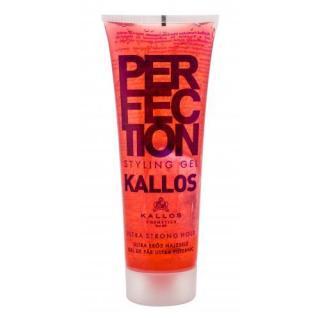 Kallos Cosmetics Perfection Ultra Strong 250 ml gél na vlasy pre ženy extra silná fixácia dámské 250 ml