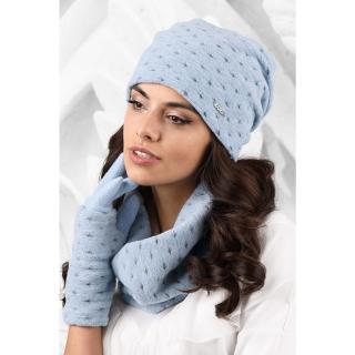 Kamea Womans Snood K.18.862.23 dámské Blue One size